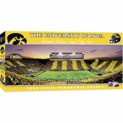Panoramic: University of Iowa Hawkeyes 1000pc