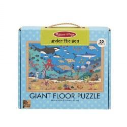 Floor Puzzle: Under the Sea  60pc