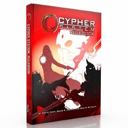 Cypher System: Rulebook 2E
