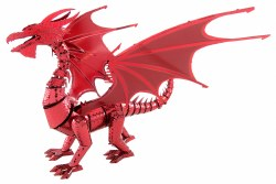 Iconx - Red Dragon