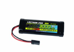 NiMH 7.2V (6-cell) 3000mAh Flat Pack with Traxxas connector