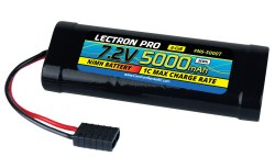 NiMH 7.2V (6-cell) 5000mAh Flat Pack with Traxxas connector