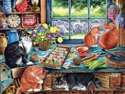 Cats Retreat 275pc