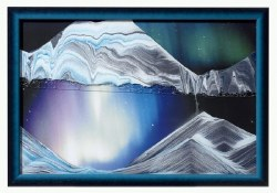 Aurora Borealis Movie Medium Sand Art
