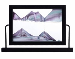 Window: Vista Sand Art