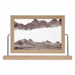 Window: Canyon Sand Art