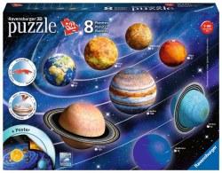 3D Solar System Set