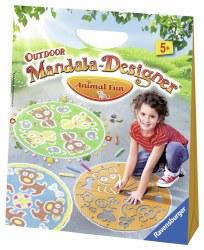 Outdoor Mandala Designer: Animal Fun