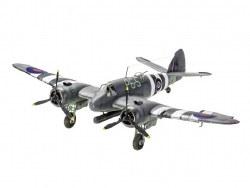 1/48 Bristol Beaufighter TF X Fighter Plastic Model Kit