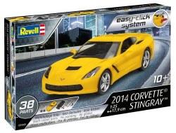 1/24 2014 Corvette Stingray Car