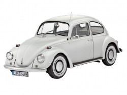1/24 1968 VW Beetle Hardtop Car Plastic Model Kit