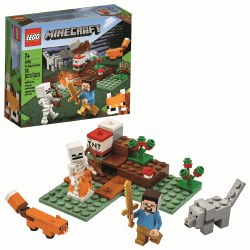 LEGO: Minecraft The Taiga Adventure