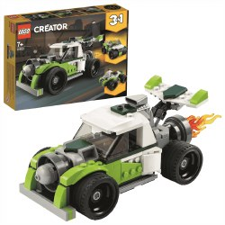 LEGO: Creator Rocket Truck