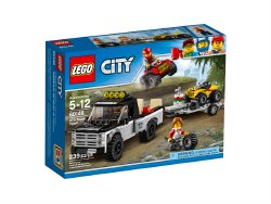 LEGO: City ATV Race Team