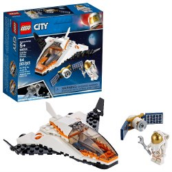 LEGO: City Satellite Service