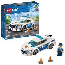 LEGO: City: Police Patrol Car