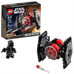 LEGO: First Order TIE Micro