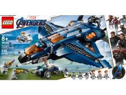 LEGO: Avengers Quinjet