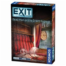 EXIT: Dead Man o/t Orient Expr