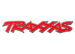 Traxxas Red Vinyl Sticker