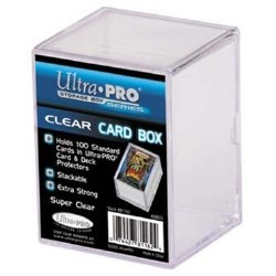 Box: 2pc 150 Clear