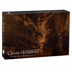 Game of Thrones Balerion the Black Dread Puzzle