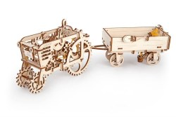 UGears: Trailer (for Tractor)
