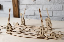 UGears: Rails with Crossing