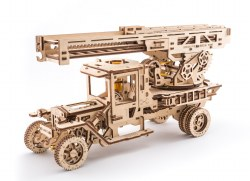 UGears: Fire Truck with Ladder