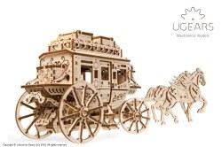 UGears: Stagecoach