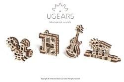 U-Fidget: Creations