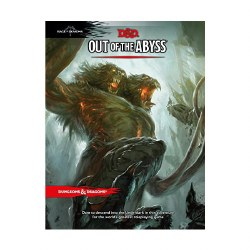 D&D 5th: Out of the Abyss
