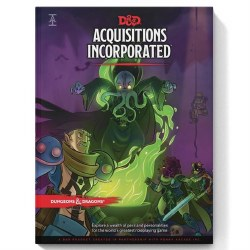 D&D 5th: Acquisitions Incorpor