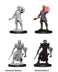 D&D Male Human Warlock W10