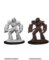 D&D Iron Golem W10