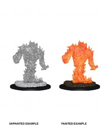 D&D Fire Elemental W10