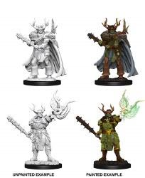 D&D Male Half-Orc Druid W10
