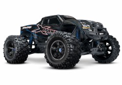 8s X-Maxx 4WD Brushless Blue Electric Monster Truck