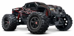 X-Maxx 8S Brushless 4WD Red Electric Monster Truck
