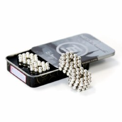 Neoballs 216 Tin Set - Nickel Spheres