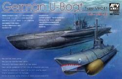 German U-Boat Type VII C41