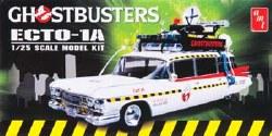 1/25 Ghostbuster Ecto-1