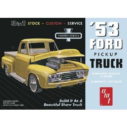 1/25 1953 Ford Pickup Truck