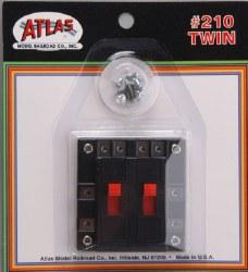 Atlas Twin Electrical Control