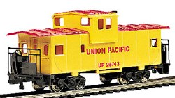 36' Wide Vision Caboose Union Pacific HO Scale