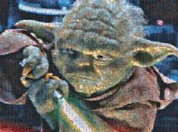 Star Wars Yoda 1000 pc