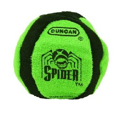 Spider 6 Panel Sand Filled Footbag
