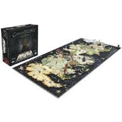 Game Of Thrones Westeros 1000+ Peice Puzzle