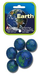 Earth Marbles