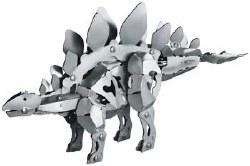 Stegosaurus Aluminum Kit